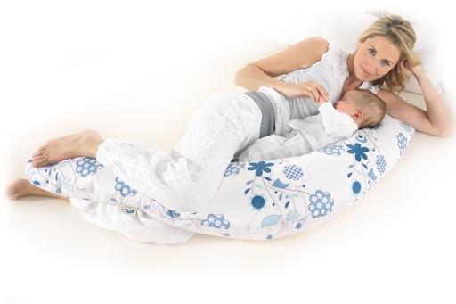 Perfecto para dar pecho, dormir y disfrutar en casa.