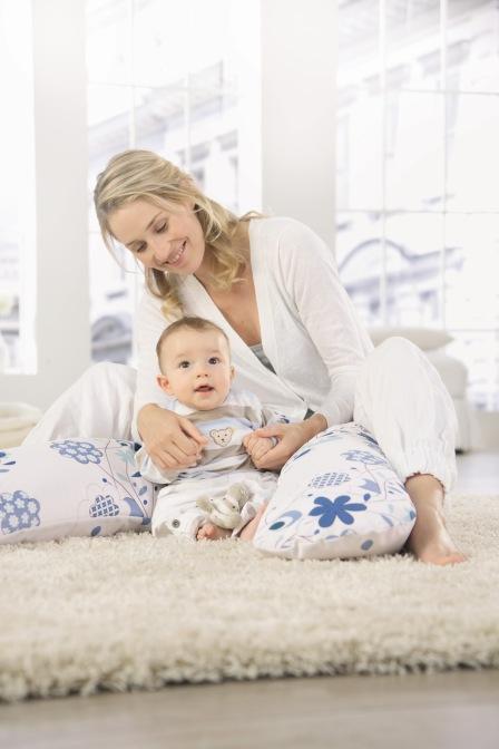 Es ideal para proteger a los bebés cuando empiezan a incorporarse