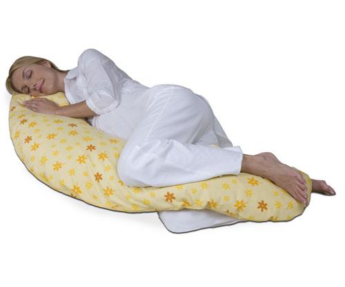 Cuando estás embarazada alivia los dolores cervicales y de espalda.